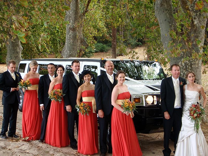 wedding limo hummer hire