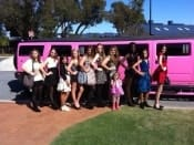 Hummer Stretch Limo Pink