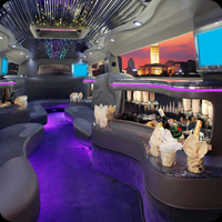 perth hummer limo features