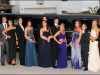 Black Limo School Ball