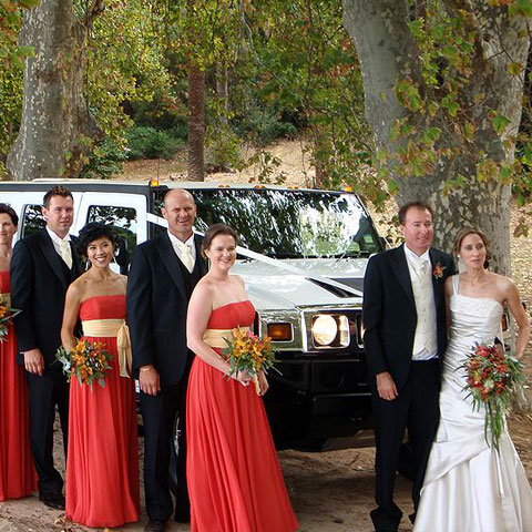 wedding limo hire Perth