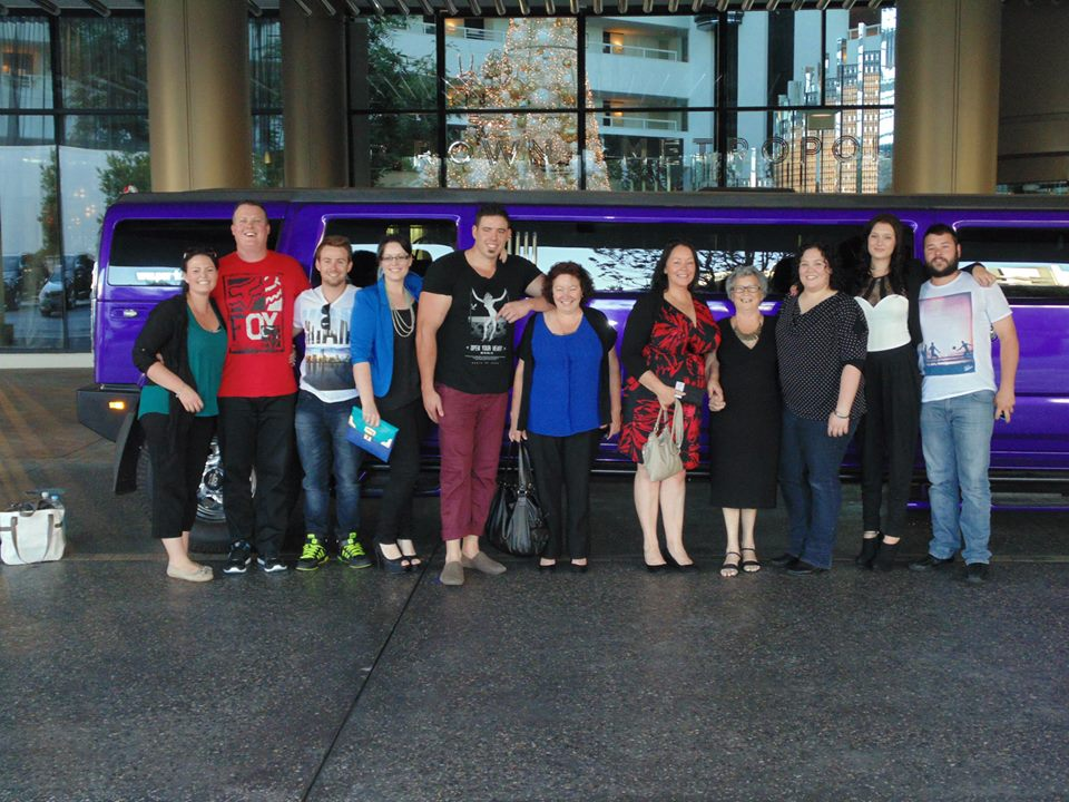 Purple Limo Hire Perth