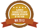 Limo Directory Limousine Operator Of The Year WA 2013